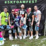 Fun at FoamFest 2017 in Moncton, NB