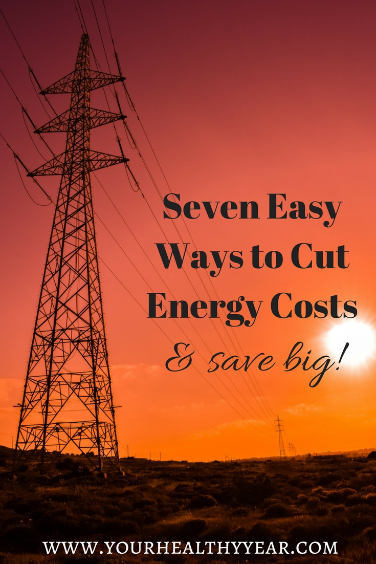 Easy Ways to Cut Energy Costs