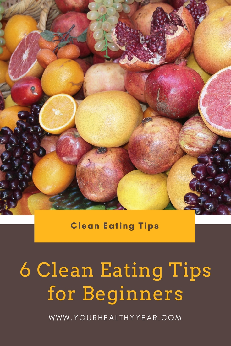 Clean Eating Tips for Beginners