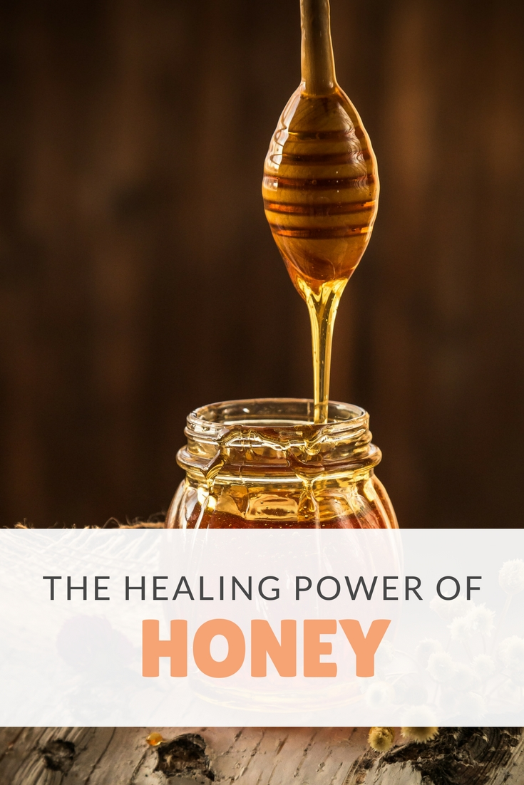 How to use Honey for Healing