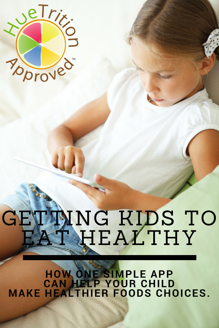 Getting Kids Excited About Healthy Eating