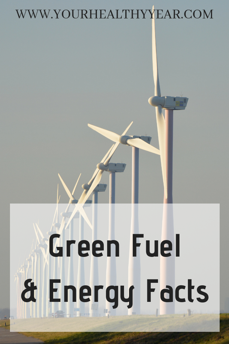 Green Fuel and Energy Facts