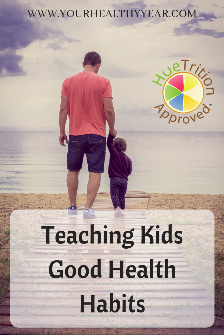 Teaching Kids Good Health Habits